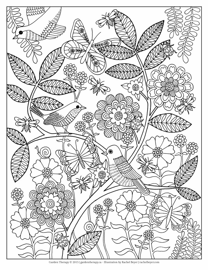 garden coloring sheets free garden coloring pages at getdrawings free download coloring garden sheets