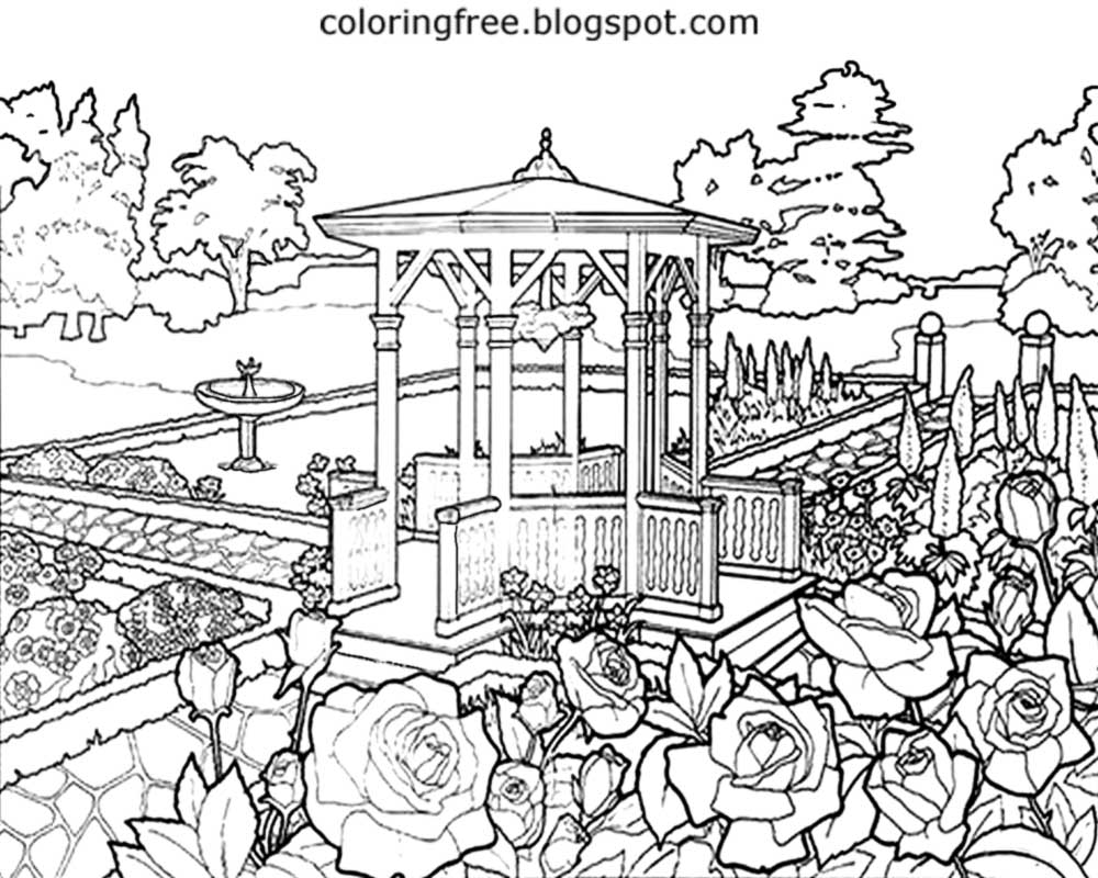 garden coloring sheets kids gardening coloring pages free colouring pictures to print coloring sheets garden