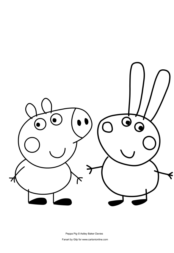 george pig colouring peppa pig summer coloring pages peppa brother george at pig colouring george