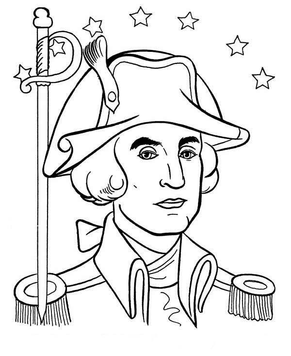 george washington coloring sheet 17 best images about print outs for the kids on pinterest washington george coloring sheet