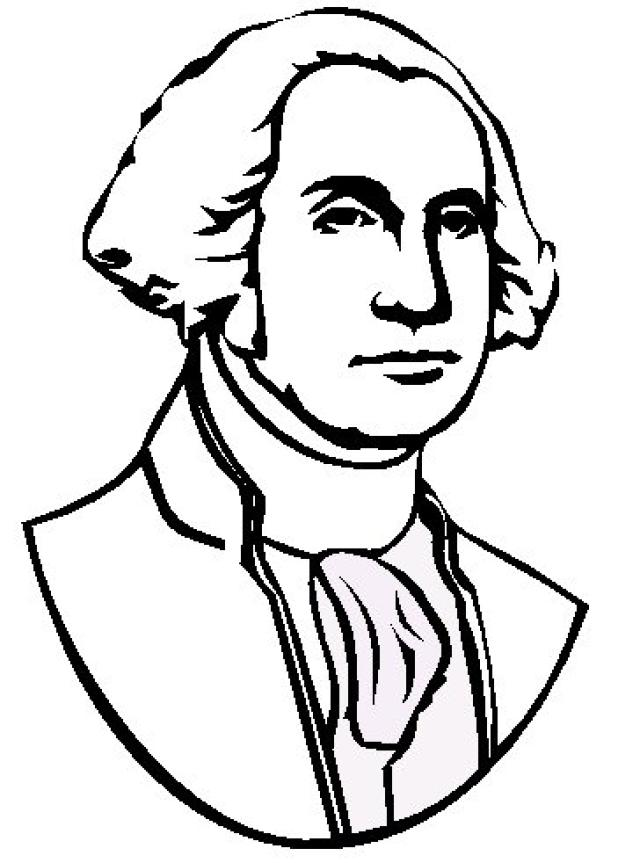 george washington coloring sheet fierce presidents coloring pages free yescoloring usa sheet coloring george washington