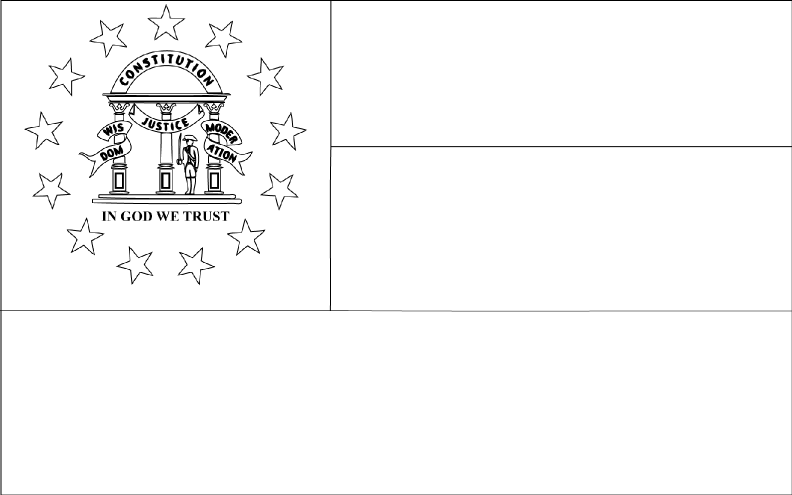 georgia map coloring page download georgia state flag coloring page coloring wizards coloring map page georgia