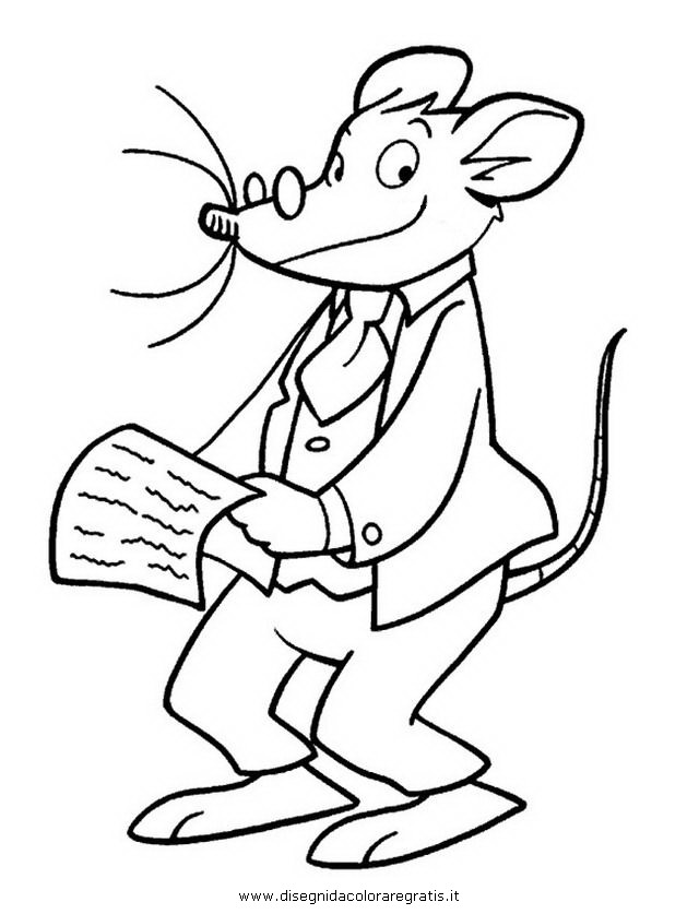geronimo stilton coloring pages geronimo stilton coloring pages coloring home stilton geronimo coloring pages
