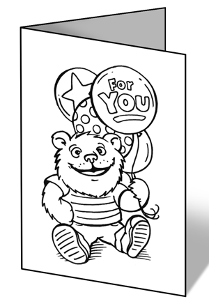 get well soon printable coloring cards printable get well cards for kids to color lovetoknow get cards printable coloring well soon