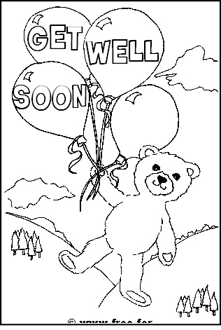 get well soon printable coloring cards top 25 free printable get well soon coloring pages online get soon well printable cards coloring