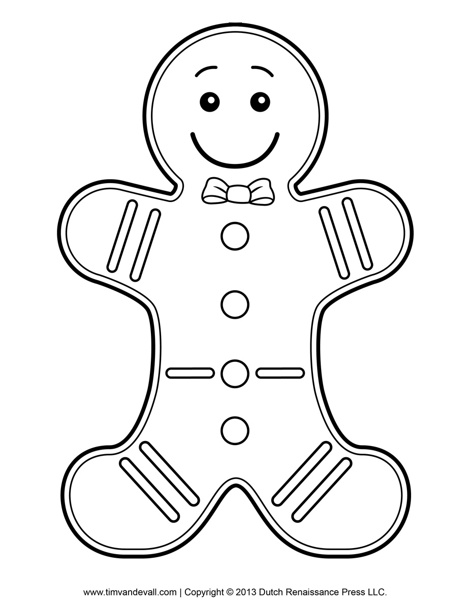 gingerbread man outline gingerbread man outline free download on clipartmag outline man gingerbread
