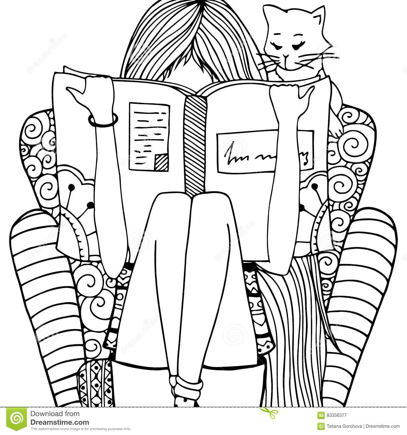girl reading coloring page girl reading bible coloring page reading coloring girl page