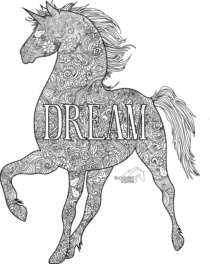 go away unicorn coloring pages between the lines colouring pages the eloquent equine pages coloring unicorn away go