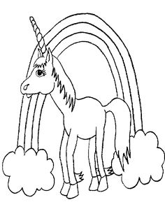 go away unicorn coloring pages pay attention for this explanation to do the unicorn unicorn away pages go coloring