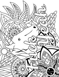 go away unicorn coloring pages pin on adult coloring away unicorn go coloring pages