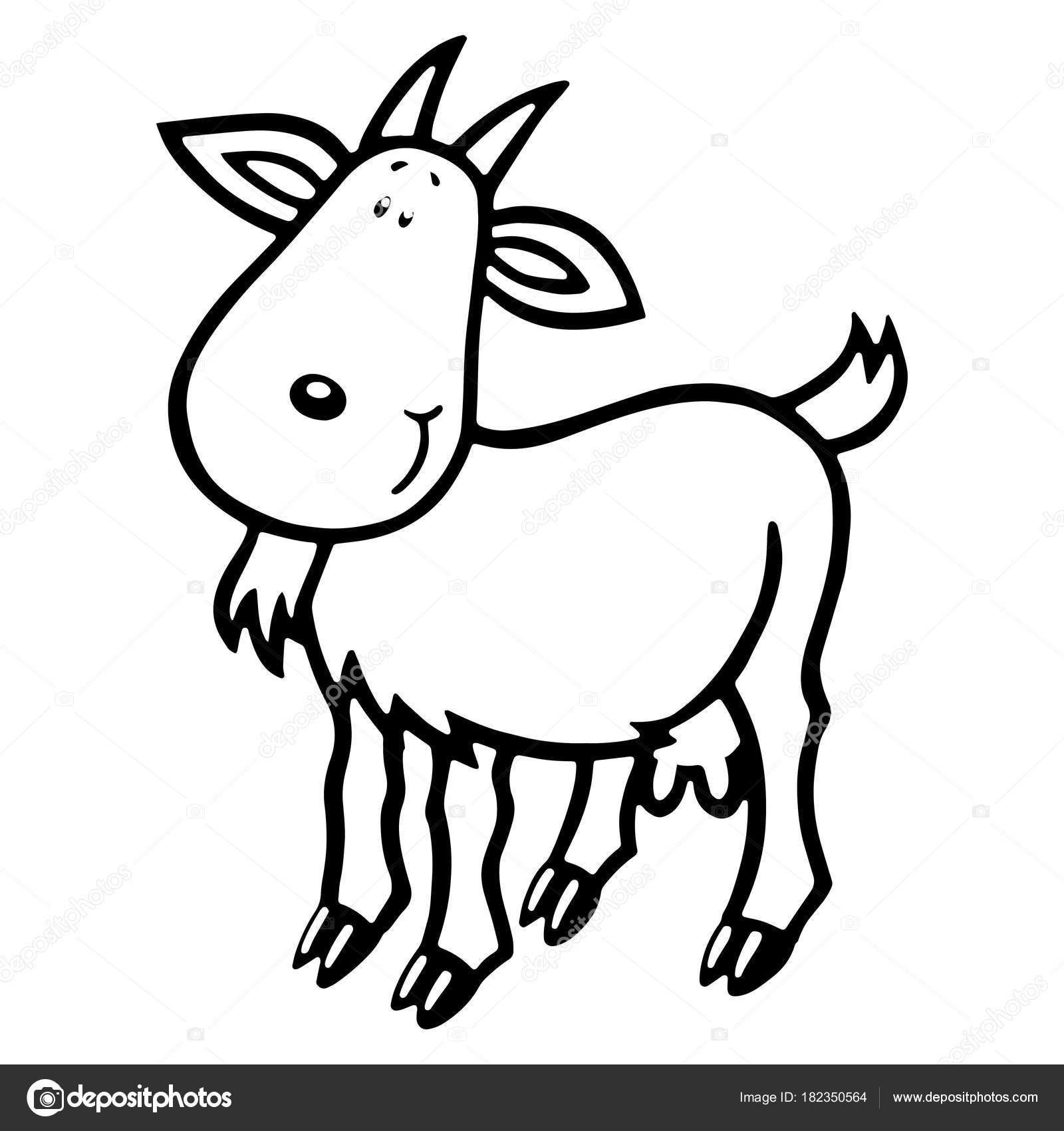 goat picture cartoon clipart goat kambing clipart goat kambing transparent goat cartoon picture