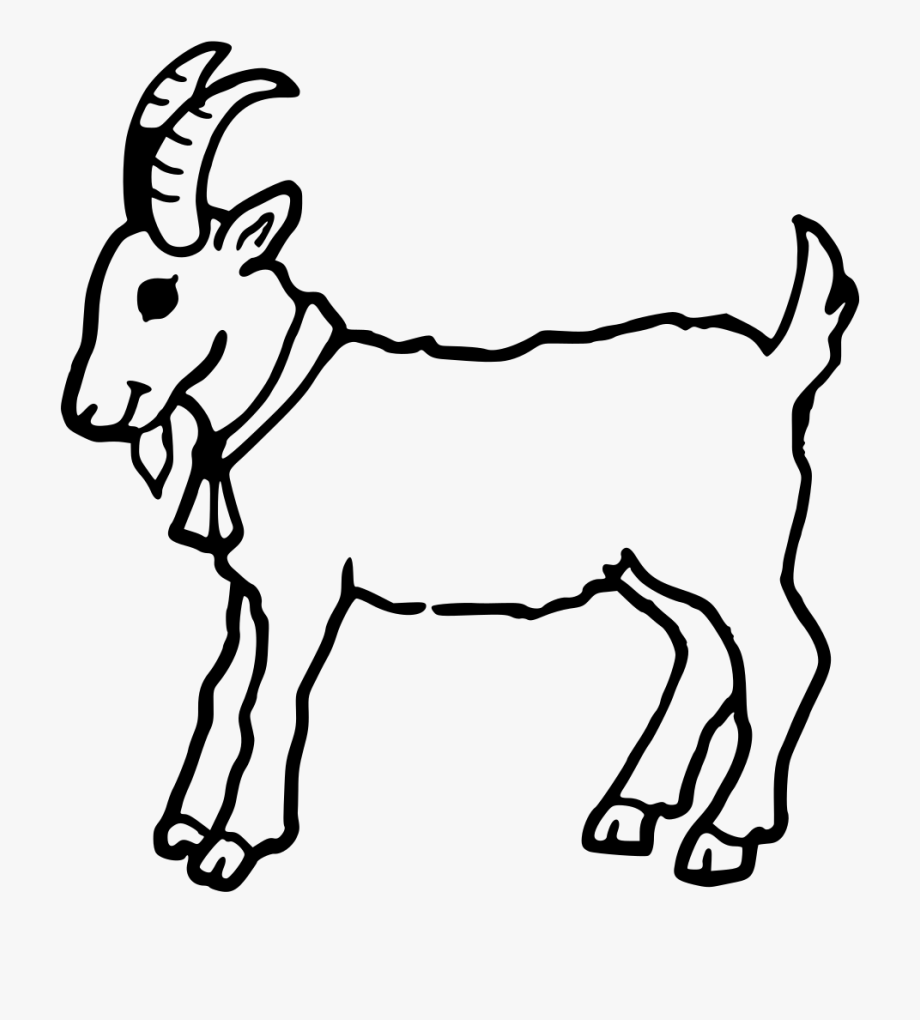 goat picture cartoon goat black and white goat clip art transparent cartoon cartoon goat picture