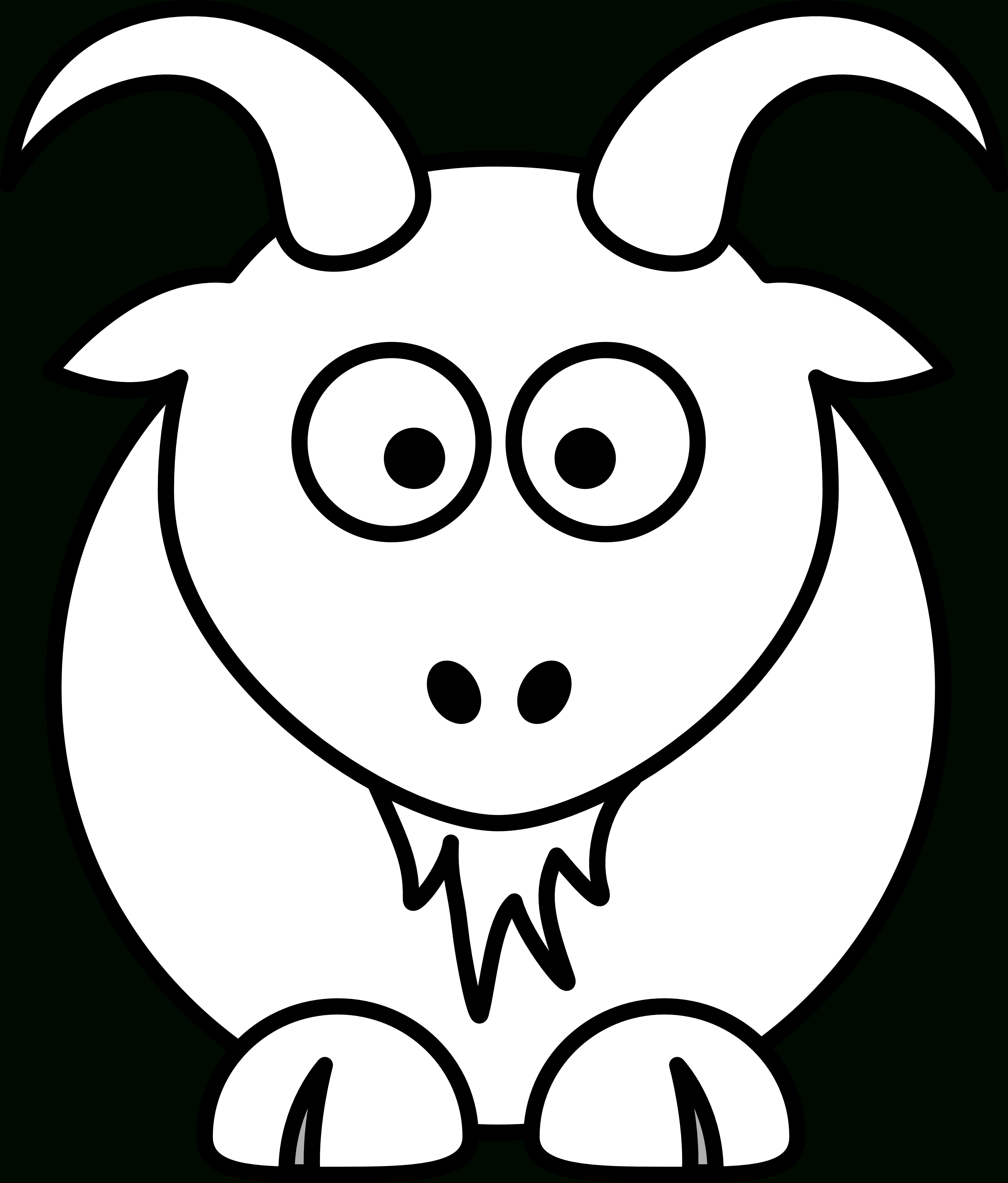 goat picture cartoon leicester longwool goat cartoon png clipart black black cartoon goat picture