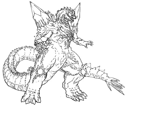 godzilla coloring pictures godzilla 2014 coloring pages at getdrawings free download godzilla pictures coloring