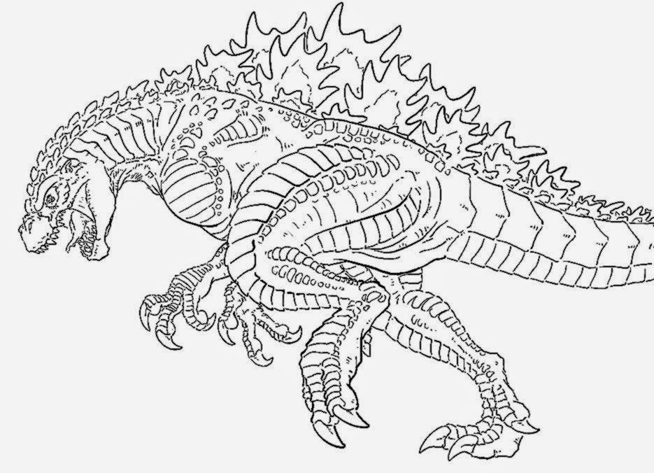 godzilla coloring pictures godzilla coloring pages coloring pages to download and print godzilla pictures coloring