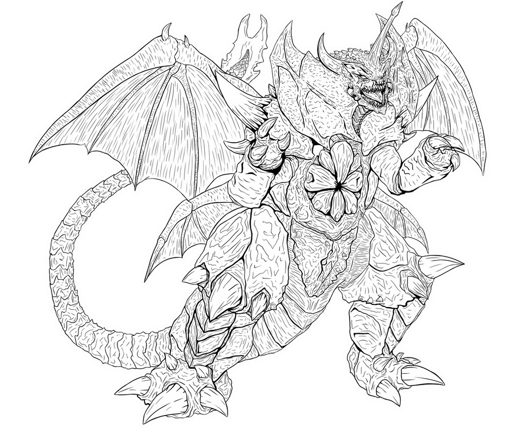 godzilla coloring pictures godzilla coloring pages mechagodzilla coloring pages coloring godzilla pictures