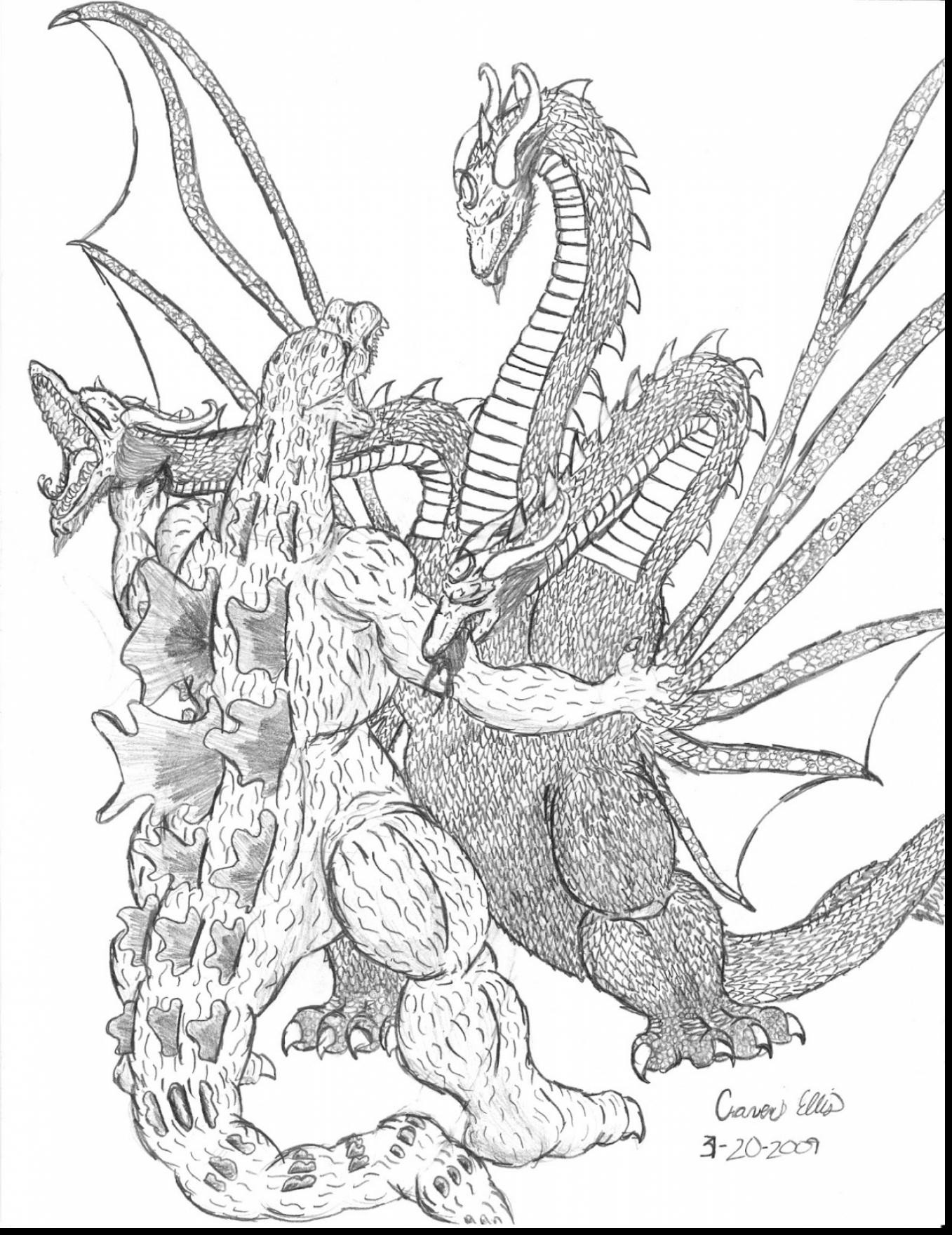 godzilla printable coloring pages ultimate space godzilla coloring page free printable godzilla printable coloring pages