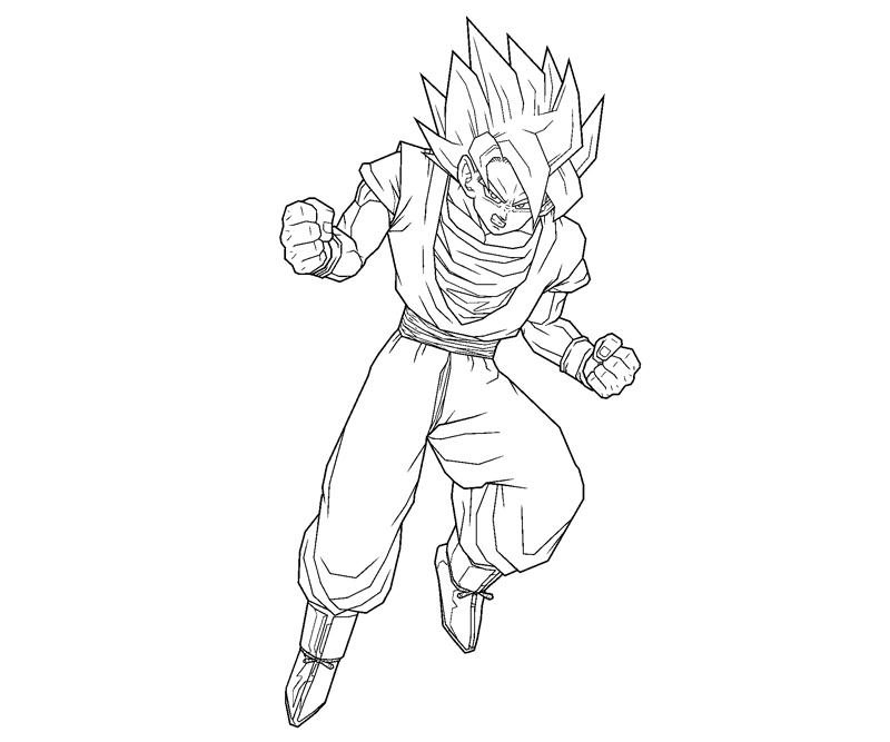 goku face coloring pages goku super saiyan lineart by barbicanboy on deviantart goku pages face coloring