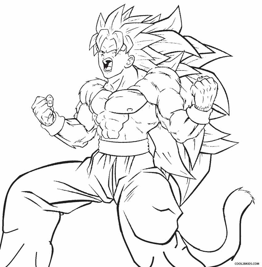 goku printable coloring pages free coloring pages of goku super saiyan 3 coloring home pages goku coloring printable