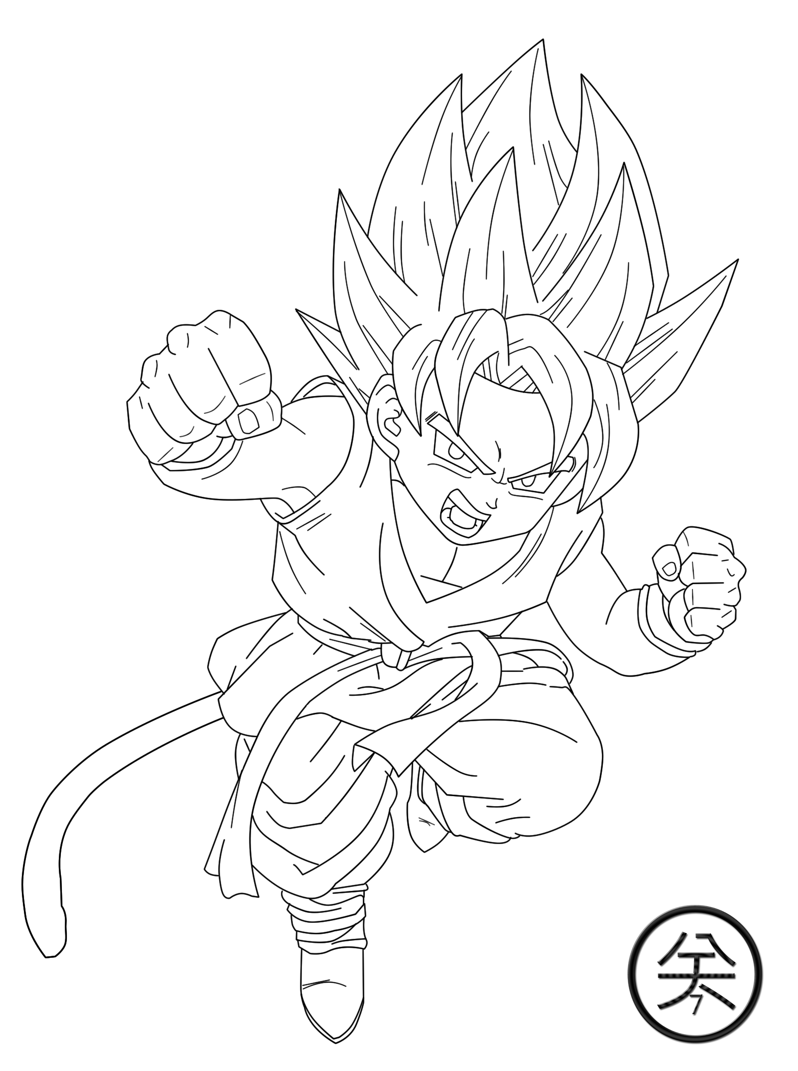 goku ss4 coloring pages goku ssj4 pages coloring pages coloring pages goku ss4