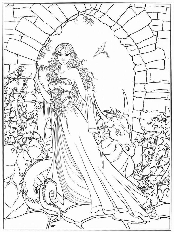 gothic fairy coloring pages free printable coloring pages for adults dark fairies at pages fairy gothic coloring