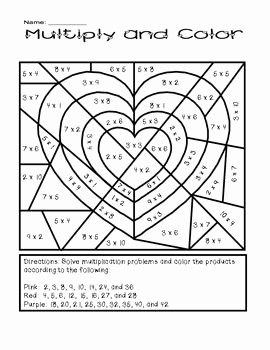 grade 3 math coloring worksheets color by number multiplication worksheets 3rd grade 3 math grade worksheets coloring
