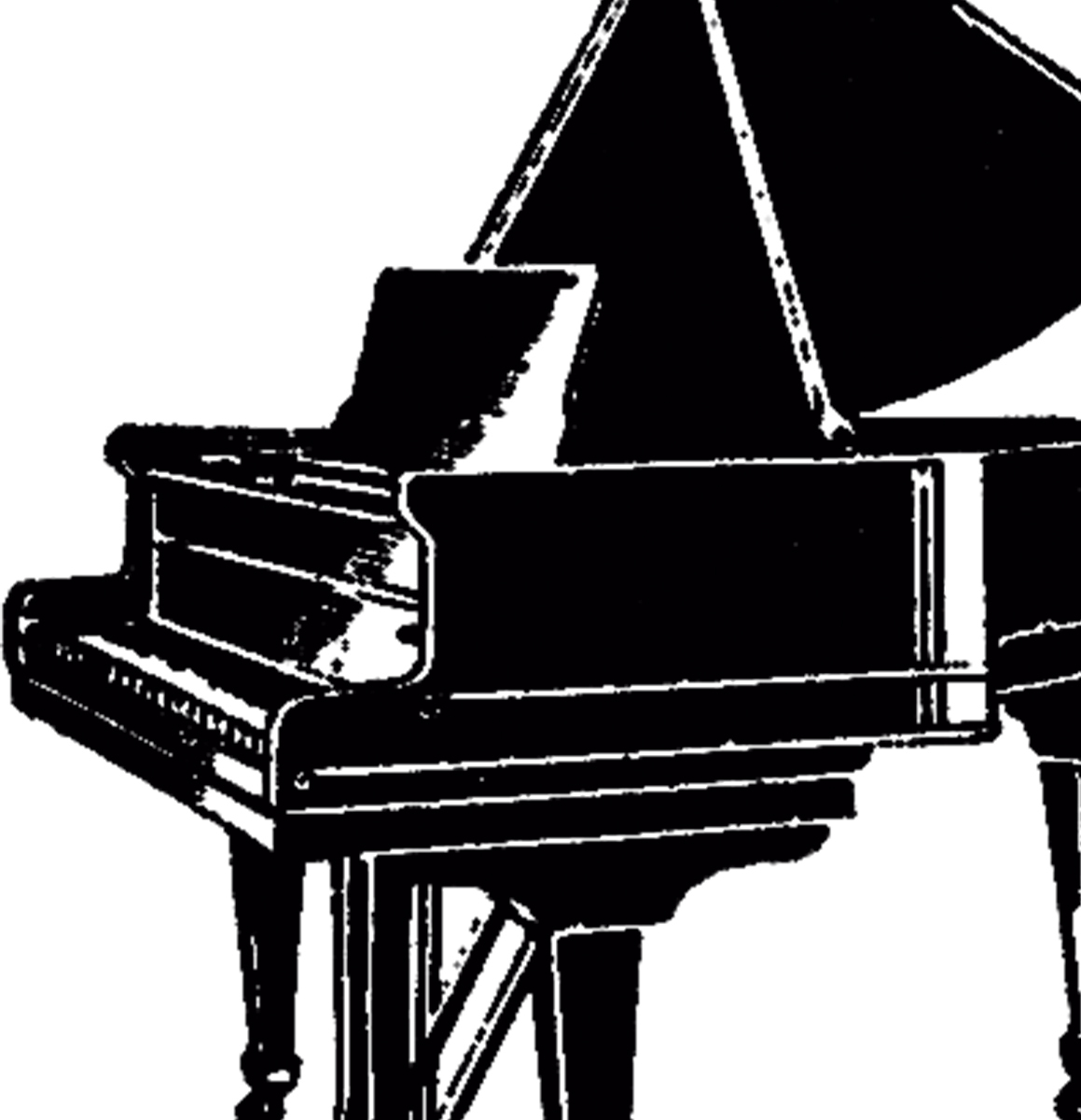 grand piano drawing piano clipart outline piano outline transparent free for grand drawing piano