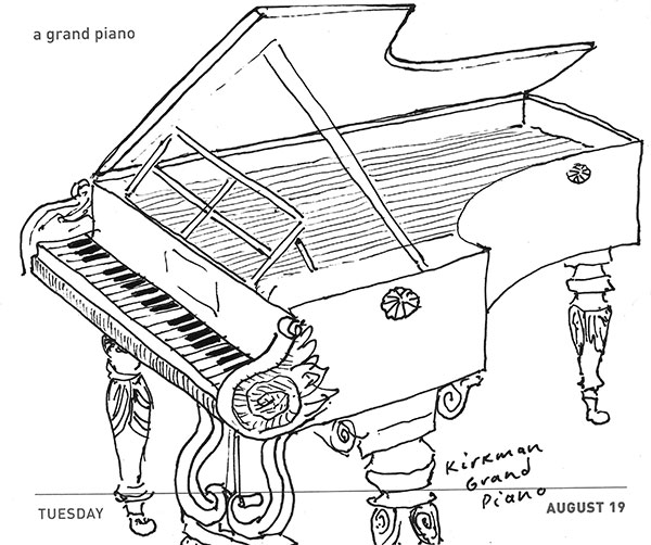 grand piano drawing the best free pianos drawing images download from 38 free drawing grand piano