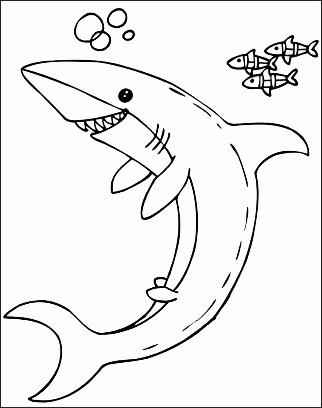 great white shark coloring page great white shark coloring pages to print free coloring page great shark white coloring