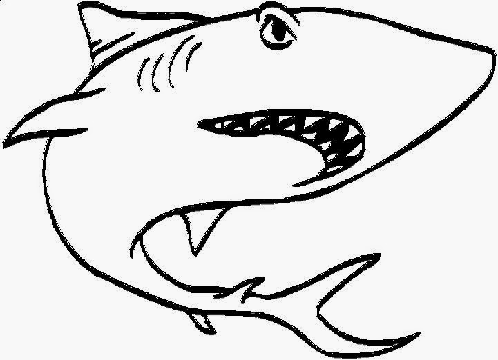 great white shark coloring page perfect great white shark coloring pages 30 with white coloring page great shark