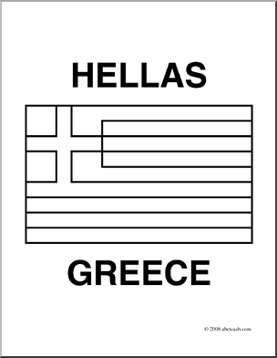 greek flag colouring page clip art flags greece coloring page abcteach flag greek colouring page