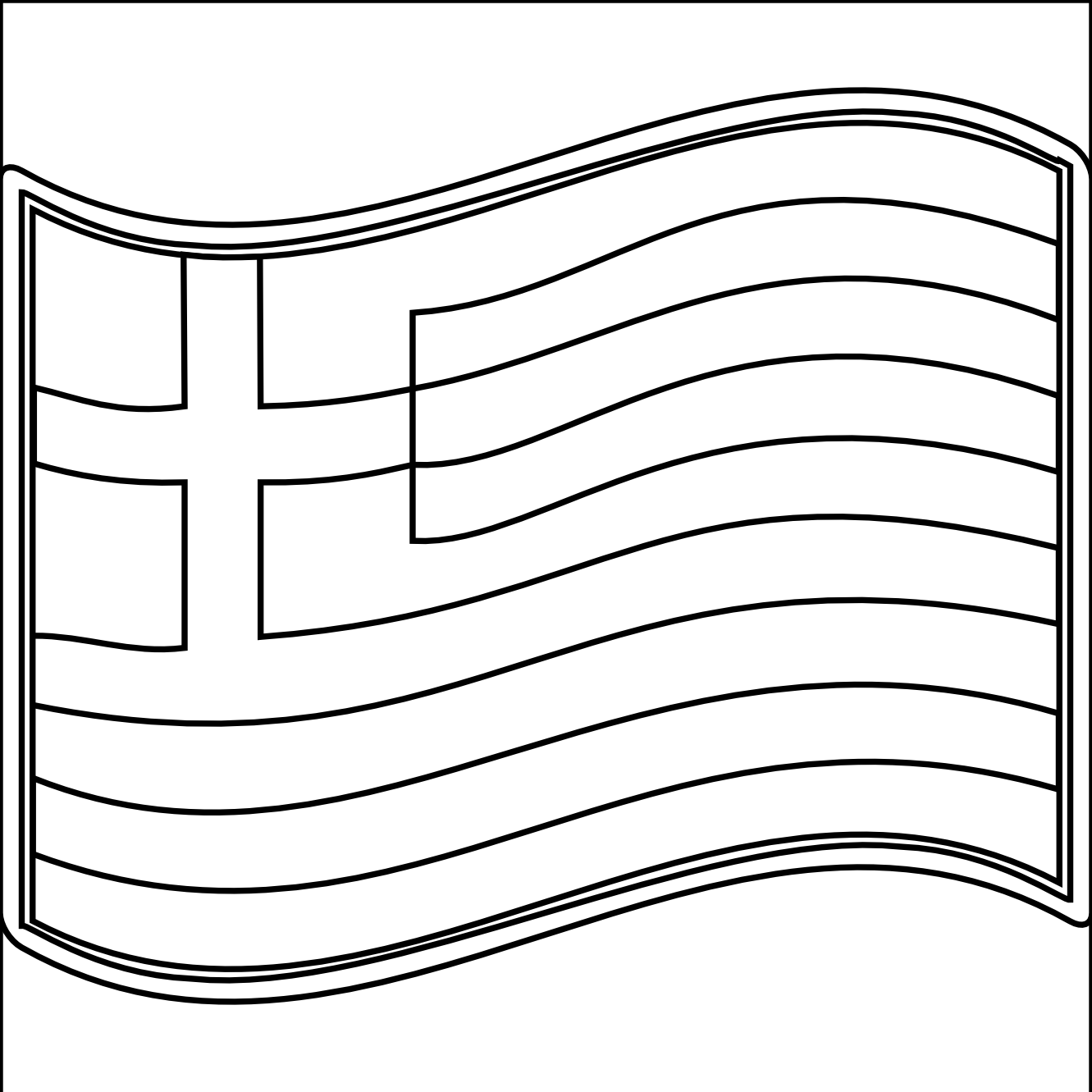 greek flag colouring page coloring flag greece business for kids greece colouring flag page greek