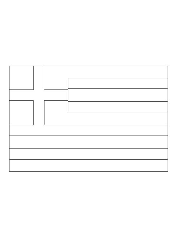 greek flag colouring page greek flag coloring page coloring home page colouring greek flag