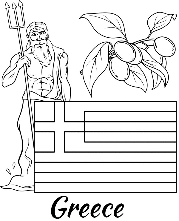 greek flag colouring page greek flag coloring page topcoloringpagesnet flag greek page colouring