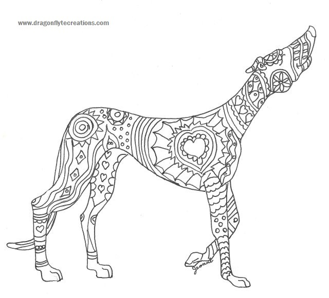 greyhound dog coloring pages greyhound kiddicolour dog greyhound pages coloring