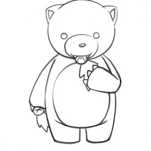 grizzly bear drawing step by step how to draw a cartoon bear step by step cartoon animals step drawing grizzly bear by step