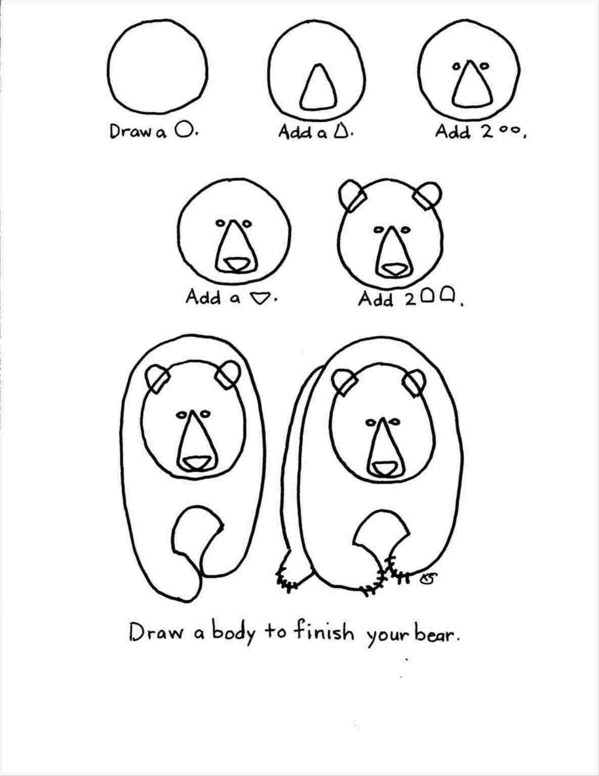 grizzly bear drawing step by step learn how to draw an angry grizzly bear bears step by step drawing grizzly by step bear