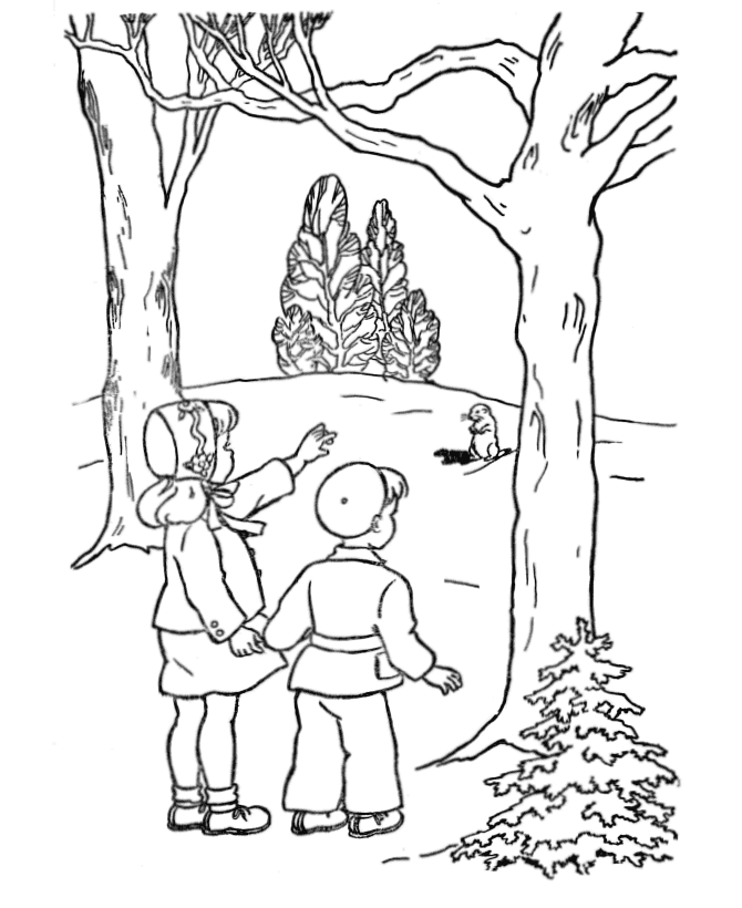 groundhog day coloring page free printable groundhog day coloring pages coloring day page groundhog