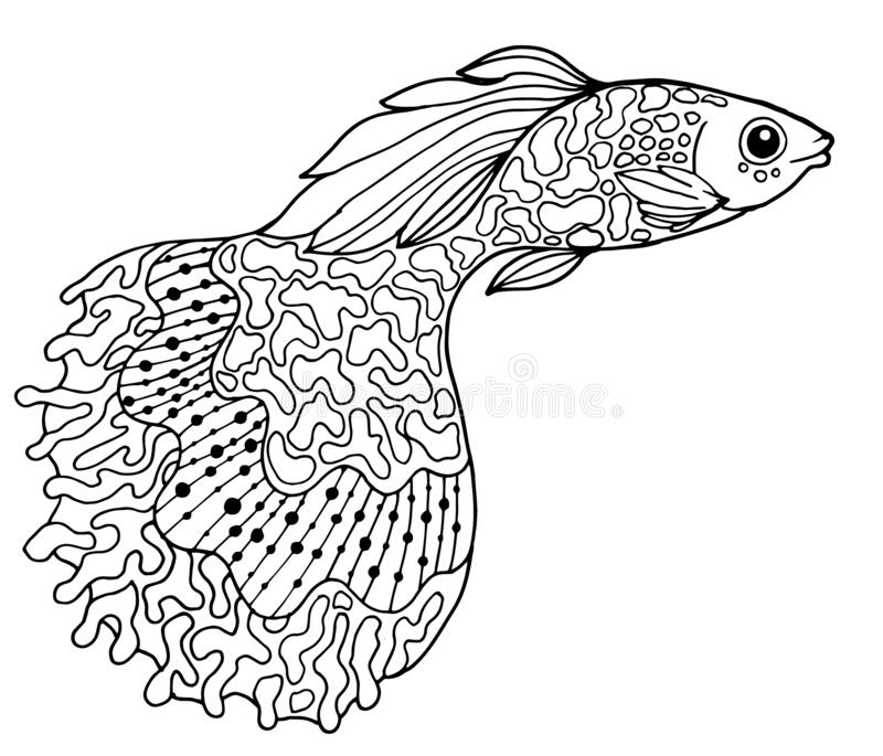 guppy fish coloring pages underwater mermaid school bubble guppies 20 bubble guppies coloring guppy fish pages
