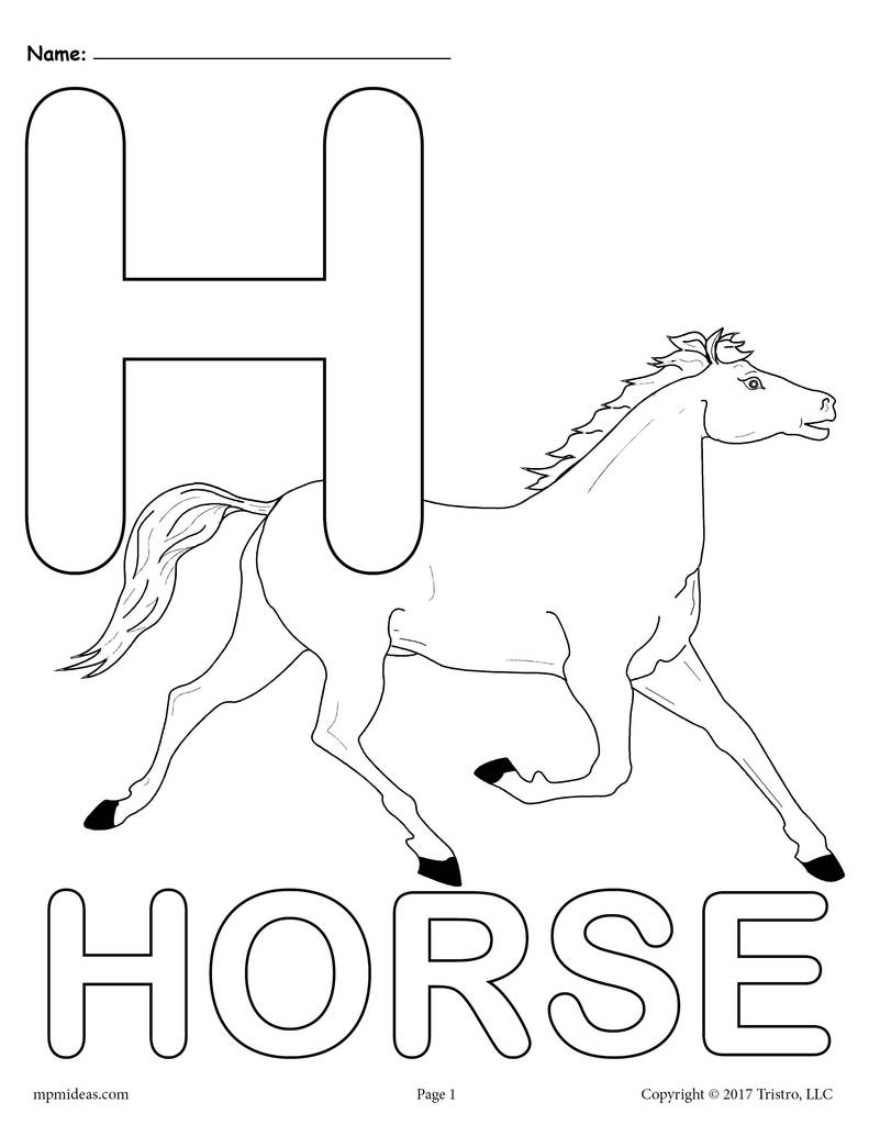 h coloring worksheet download free alphabet coloring h and educational activity coloring worksheet h