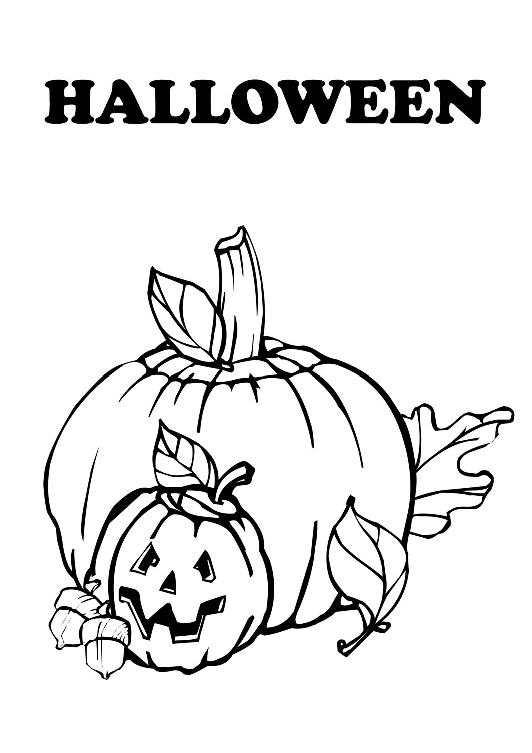 halloween coloring pages pumpkin 50 free printable halloween coloring pages for kids pumpkin pages halloween coloring