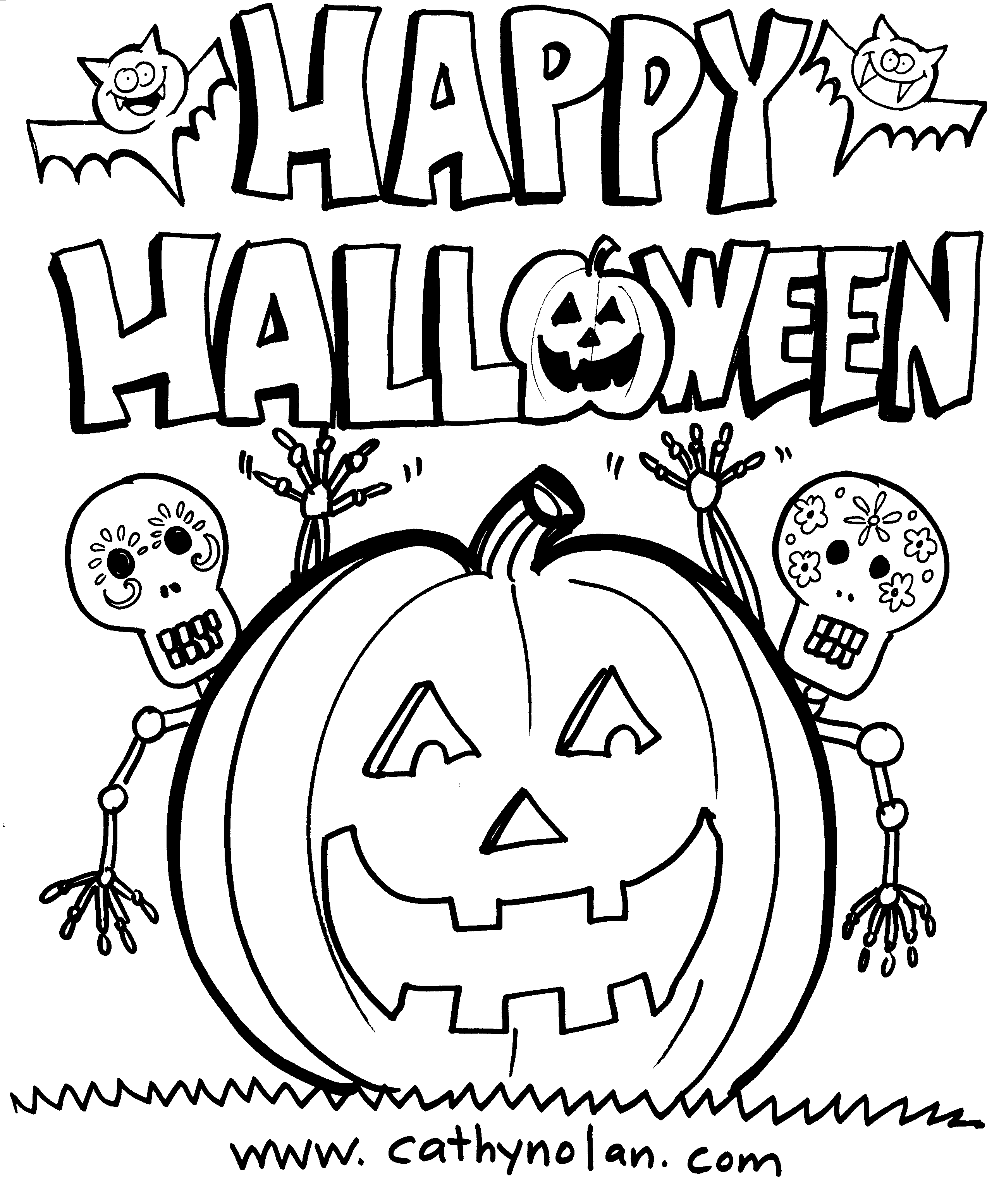 halloween for coloring 40 free printable halloween coloring pages for kids halloween coloring for