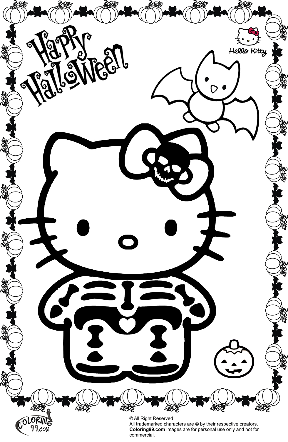 halloween for coloring halloween coloring pages free printable minnesota miranda coloring for halloween