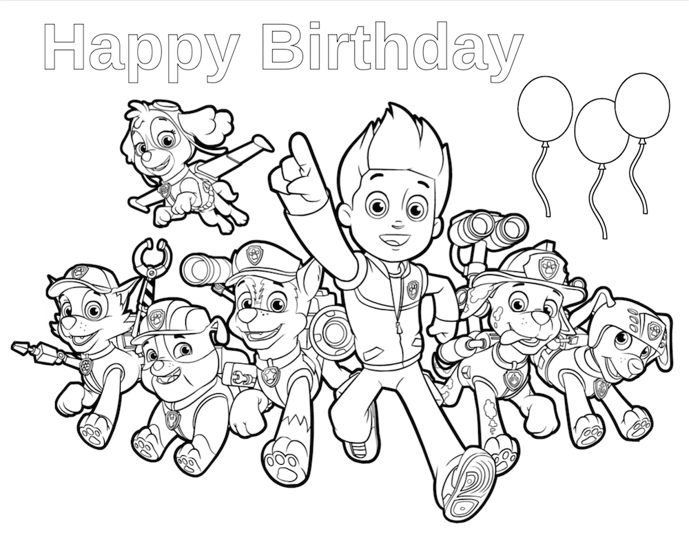 happy 3rd birthday coloring pages birthday greetings drawing at getdrawings free download pages 3rd happy birthday coloring