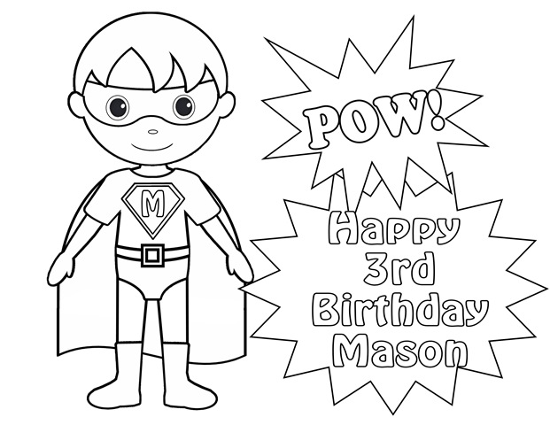 happy 3rd birthday coloring pages happy 3rd birthday card coloring page for kids holiday coloring happy pages 3rd birthday