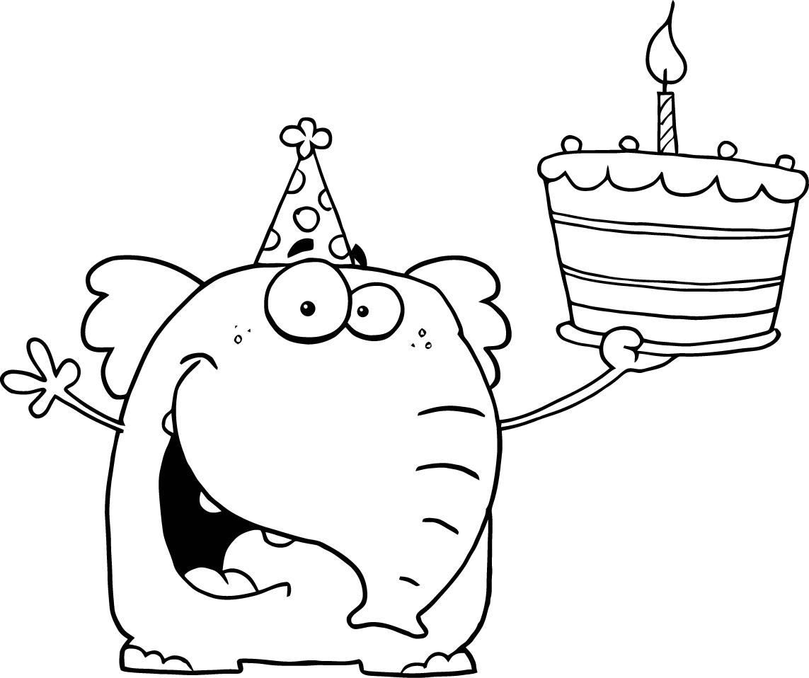 happy birthday coloring pages printable free printable happy birthday coloring pages paper trail pages happy coloring birthday printable