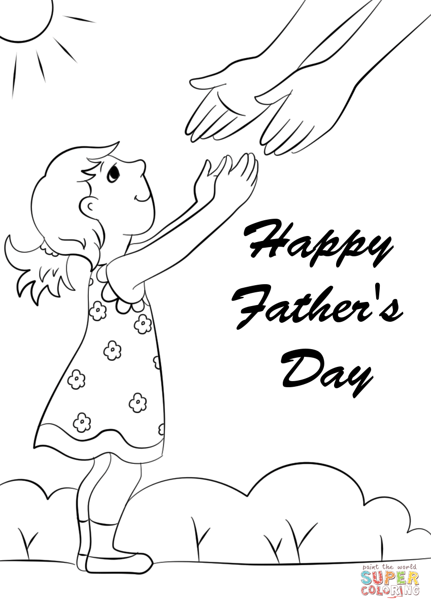 happy fathers day coloring pages happy father39s day coloring page printable fathers coloring day happy pages
