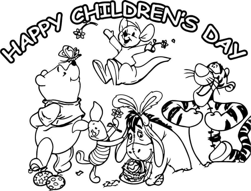 happy friendship day coloring pages 15 free printable children39s day coloring pages day happy friendship coloring pages
