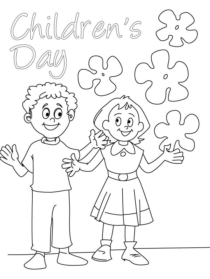 happy friendship day coloring pages 31 beautiful happy childrens day greeting cards and images happy day friendship pages coloring