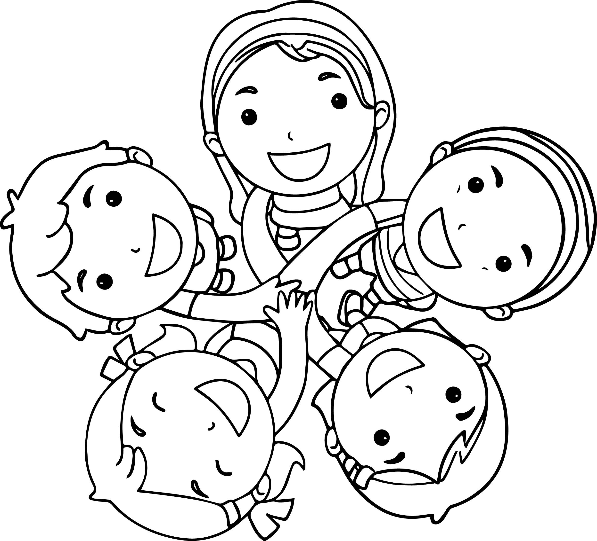 happy friendship day coloring pages cool five best friends coloring page friendship theme day friendship happy pages coloring